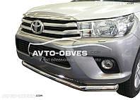 Одинарная дуга Toyota Fortuner 2015 - … d76