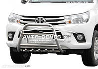 Кенгурятник Toyota Fortuner 2015 - … вариант №2 (п.к. RR04)