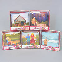 """Саше ароматическое для белья """"Bamboo coal"""" SH077, размер 14х14 см, 10 видов, в подарочной упаковке, саше для шкафа, арома саше"""