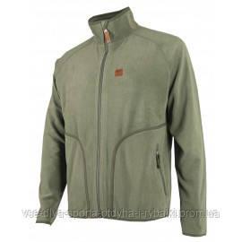 Флисовая куртка Jahti Jakt Einar Microfleece Jacket Ux Green