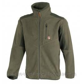 Флисовая куртка Jahti Jakt Juoksa NoWind Fleece Jacket Ux Green