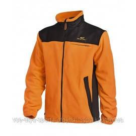 Флисовая куртка Jahti Jakt Posio Air-Tex Fleece Jacket Ux Orange