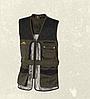 Жилет Jahti Jakt Eret Shooting Vest Light Ux