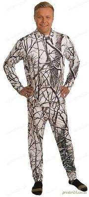 Термобелье Jahti Jakt Elroy Midlayer Suit Ux Snow Camo