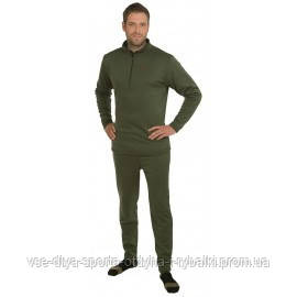 Термобелье Jahti Jakt Fulton Midlayer Suit Ux Green
