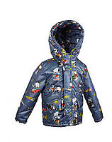 Куртка для мальчика 678 весна-осень, размеры от 80 до 122,, фото 1