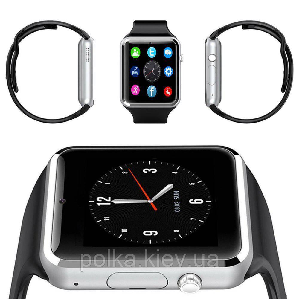 Умные часы - Smart Watch GT08 Black