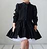 Детское платье -  с под.юбником