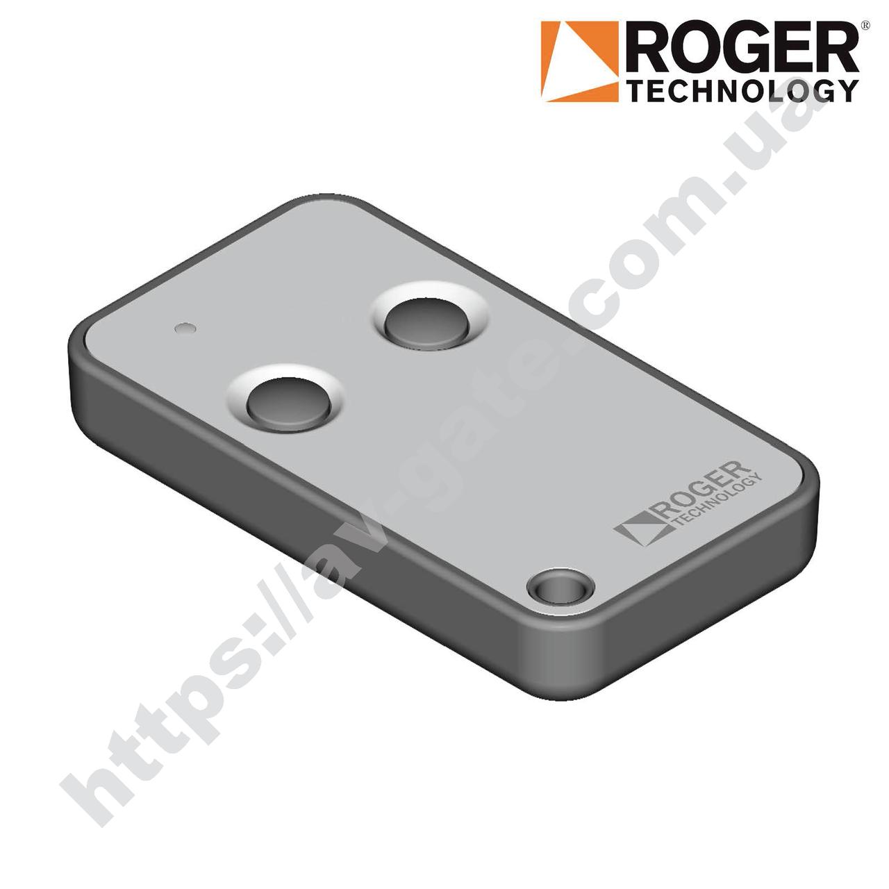 Пульт E80/ТХ52R Roger