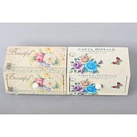 """Комодик - шкатулка деревянная для мелочей """"Soft"""" XT2231, размер 7х11.5х7 см, шкатулка для драгоценностей, шкатулка для украшений"""