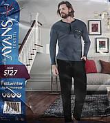 Мужская пижама с пуговицами AYANS 5127