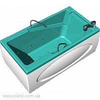 Бальнеологическая ванна  Ультра ВБ-04 с системами подачи газа и гидроаэромассажа
