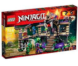 Конструктор Ninjago Храм клана Анакондрай