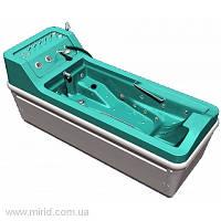 Бальнеологическая ванна Гейзер ВБ-03 с системами подводного массажа высокого давления и аэромассажа