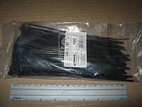 Хомут затяжной пласт. 3,6х200 100 шт. (пр-во Gemi) TK (TKUV) 200х3,6