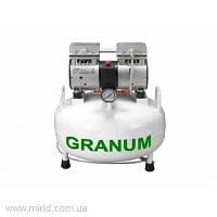 Безмасляный стоматологический компрессор GRANUM 100