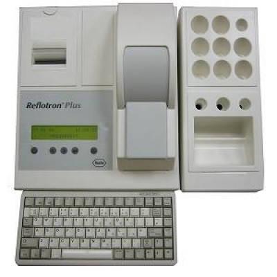 Биохимический анализатор REFLOTRON PLUS, фото 2
