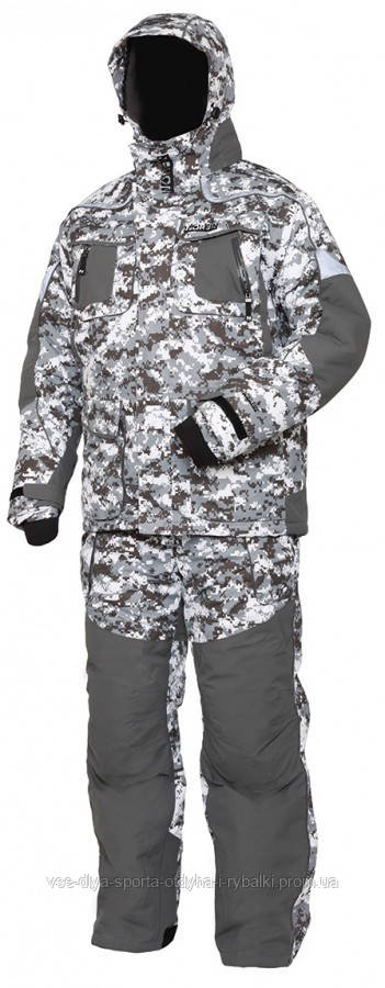 Kостюм зимний Norfin Explorer Camo (-40°)