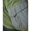 Рыболовный костюм Graff 629-B - 729-B ( весна - осень), фото 5
