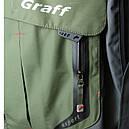 Рыболовный костюм Graff 629-B - 729-B ( весна - осень), фото 6