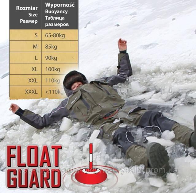 Рыболовный зимний костюм Graff FLOAT GUARD