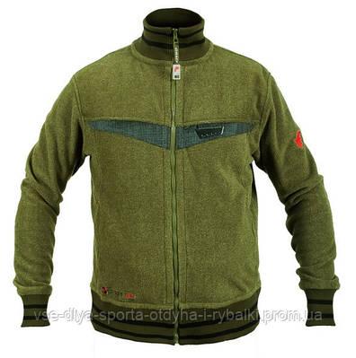 Куртка комбиннировая флисовая Graff 538-Р (Polaron X 300)