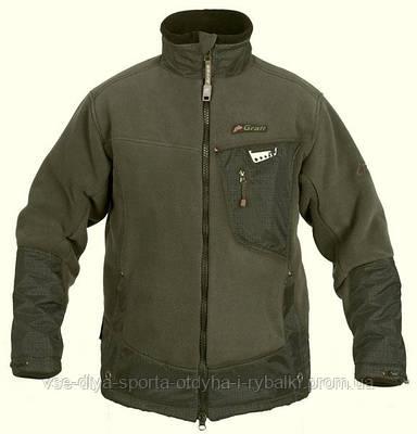 Куртка флисовая с системой Graff WATER-STOP 570-WS