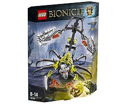 LEGO Конструктор LEGO® Bionicle (Лего Бионикл) Череп Скорпион 70794
