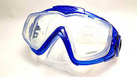 Маска для плавания и дайвинга Intex (55981), синяя