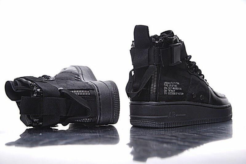 24c2e4180d45 Кроссовки Nike SF Air Force 1 Utility Mid