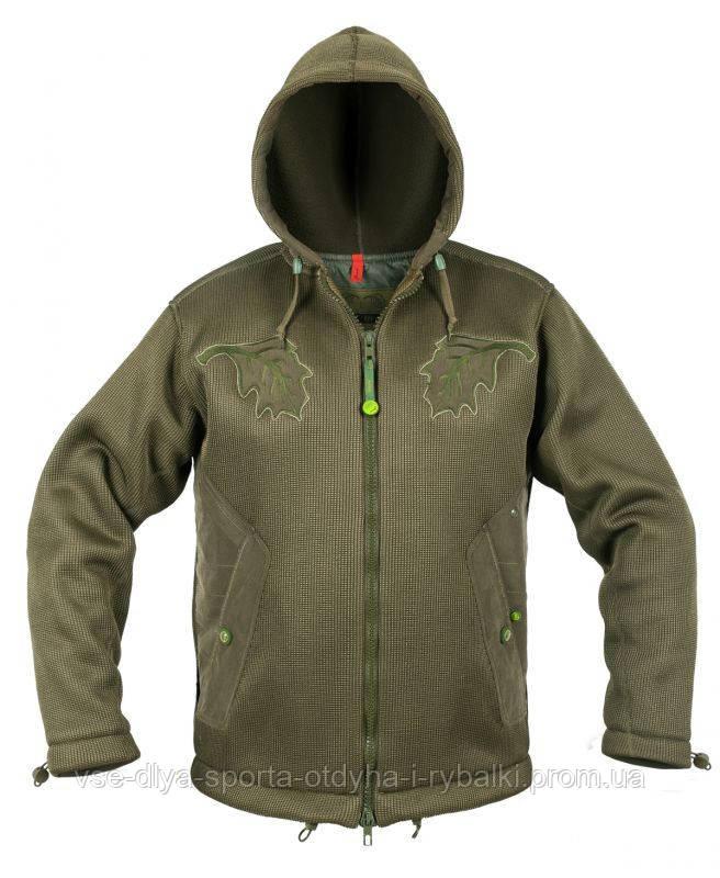 Куртка Graff из полара 537-Р