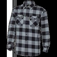 Рубашка Jahti Jakt Jaakko Check Shirt Ux Grey
