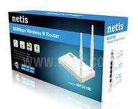 Роутер вай фай 2 антенна NETIS 2419E