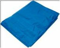 Тент строит.6х10м (синий) 65г/м2
