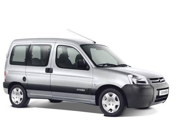 Лобовое стекло Citroen Berlingo /Peugeot Partner (1996-2008)