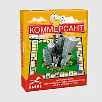 Настольная игра Коммерсант | экономические игры