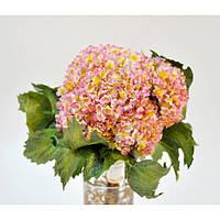 """Композиция цветочная для декора """"Флора"""" SU148, размер 32х16 см, декоративный цветок, искусственное растение, букет искусственных цветов"""