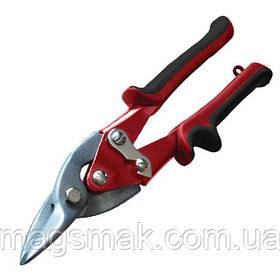 Ножницы по металлу 250мм правые INTERTOOL HT-0175