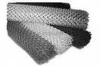 Сетка Рабица яч. 35х35. h-1.2м.пров.d-1.6мм(рулон-10м) оцинк.