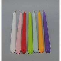 """Свеча столовая для дома """"Aroma"""" S280.06, размер 30 см, подарочный набор свечей, свечи для интерьера"""
