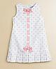 Детское платье - с бантиком