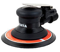 Шлифмашинка пневматическая 150 х 2,5 мм с шлангом и мешком для сбора пыли LICOTA (PAS-10067-6BH)