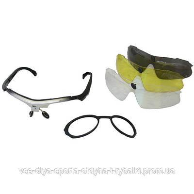 Стрелковые очки KONUS SHOOTING-4