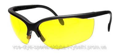 Стрелковые очки REMINGTON T-40 (желтые)