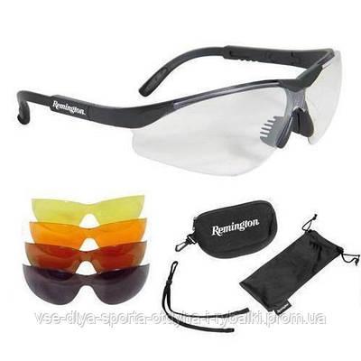 Стрелковые очки REMINGTON T-85 (со сменными линзами)