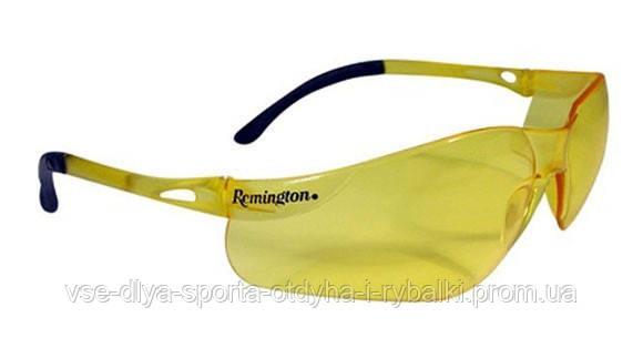 Стрелковые очки REMINGTON T-76 (желтые)