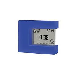 Цифровой термометр Т-08 синий + батарейки