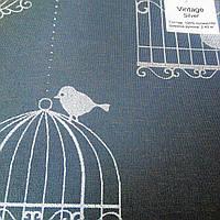 Тканевые оконные роллеты  Vintage, фото 1