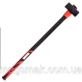 Кувалда 3000г ручка из фибергласса INTERTOOL HT-0243