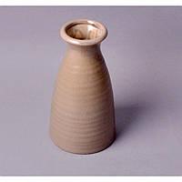 """Ваза керамическая для декора """"Ethnic"""" YQ58740, размер 20х11 см, ваза декоративная, ваза для оформления интерьера, ваза из керамики"""